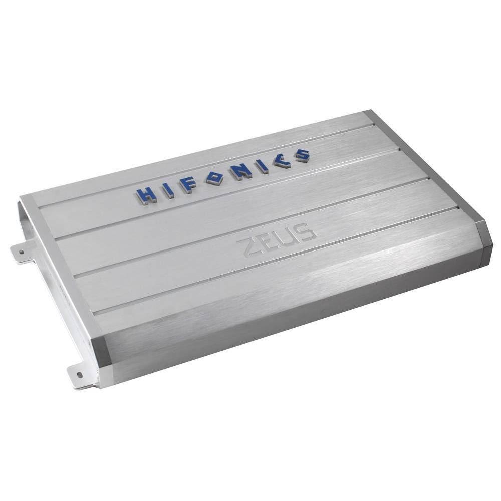 Hifonics zrx18001d 1800 w monoblock class d zeus