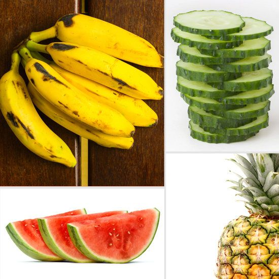 Produce that helps fight headaches.