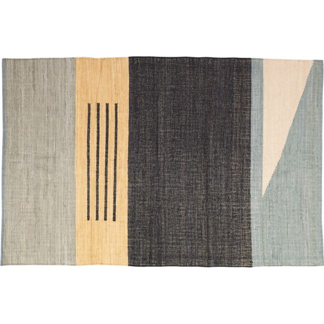 Code Rug 6 X9 Reviews Cb2 Neutral Rugs Rugs Modern Area Rugs