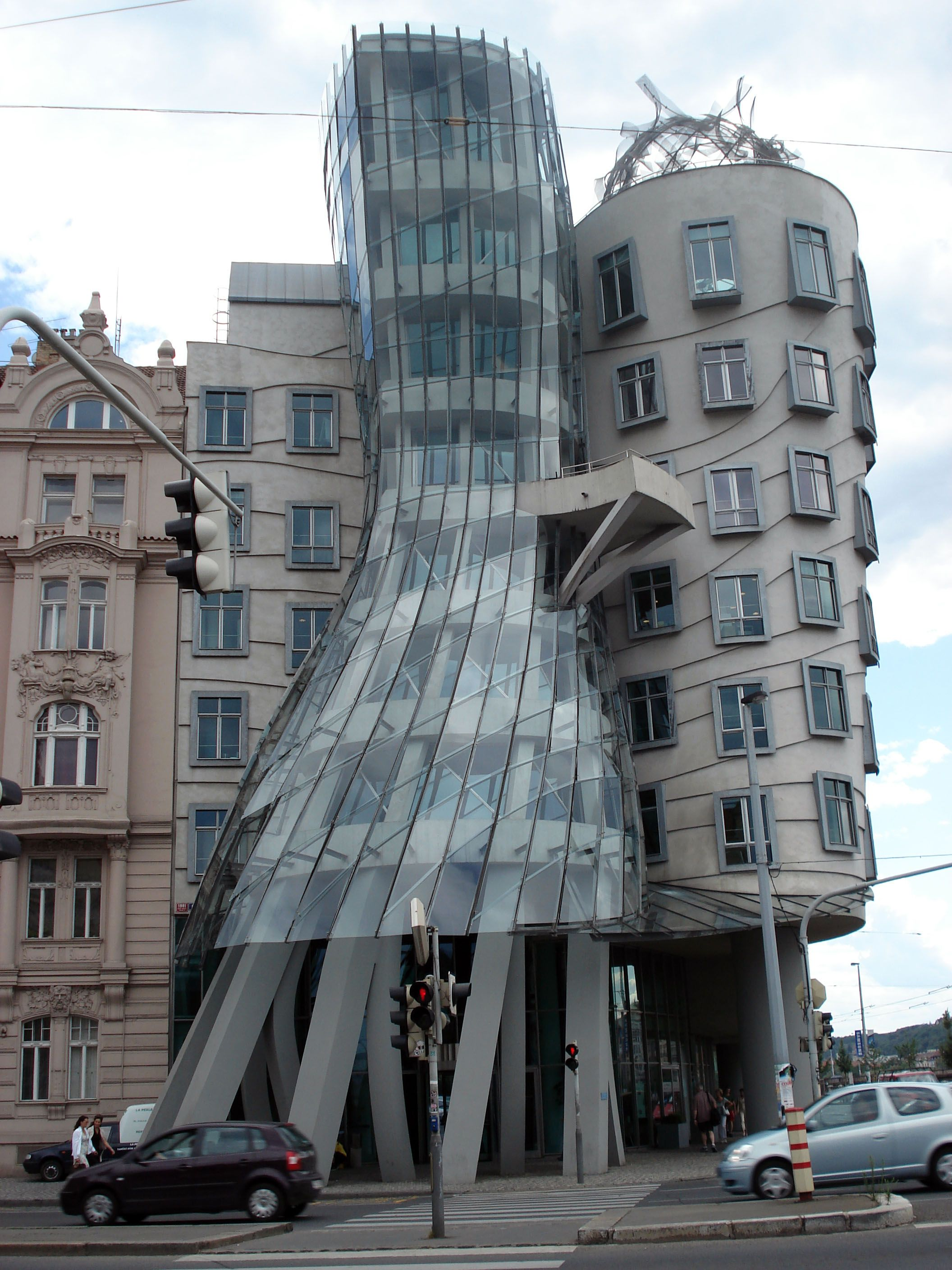 Download Photo Freeimages Frank Gehry Unique House Design Gehry