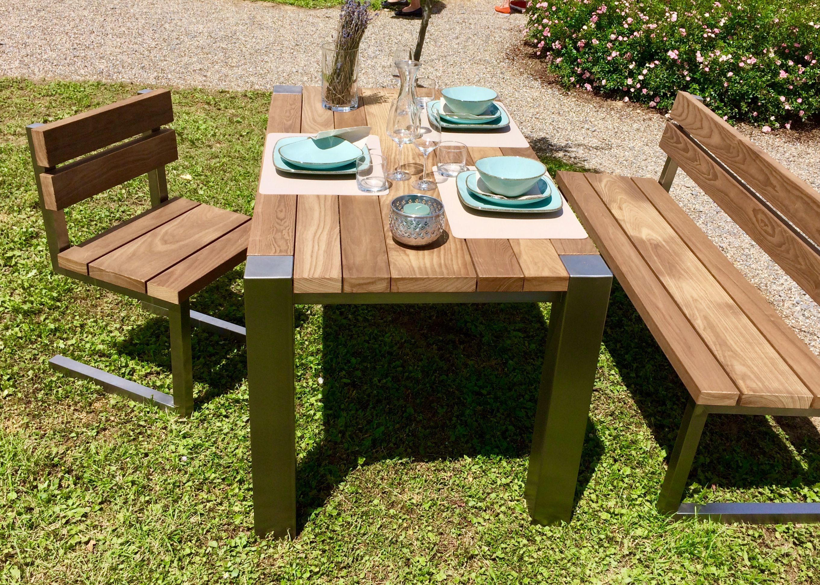 Garten Sitzgarnitur Sitzgarnitur Terrassen Tische Gartentisch