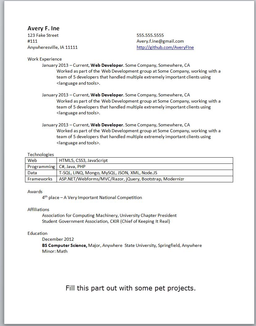 Reddit Resume Law - Resume Examples | Resume Template