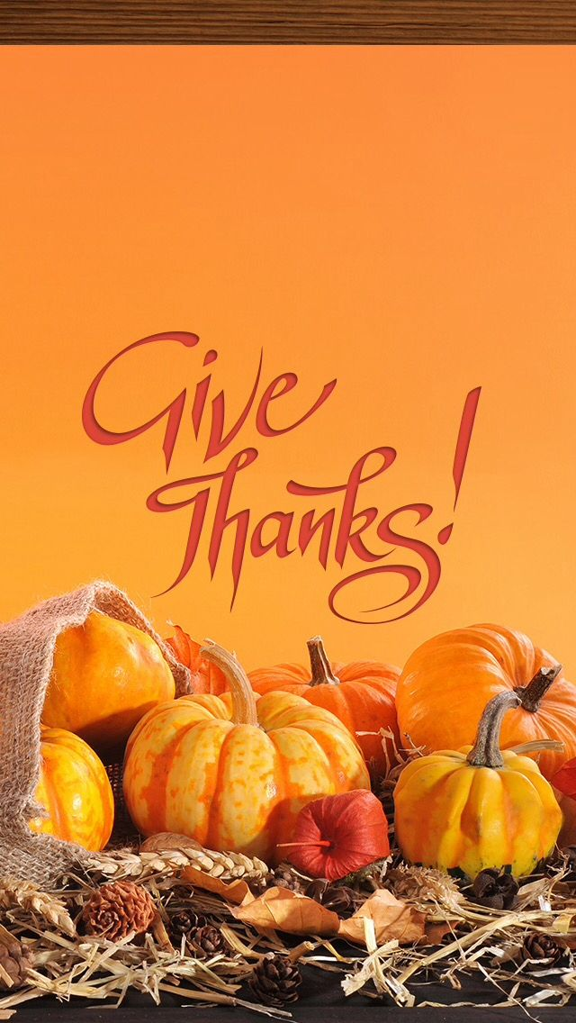 Iphone Wall Thanksgiving Tjn Herbst