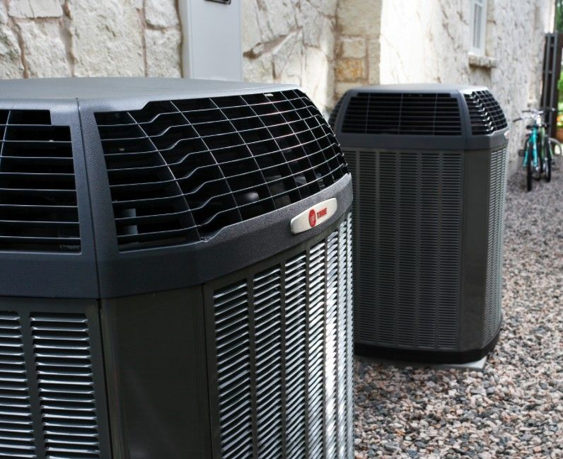 Trane Vs American Standard Air Conditioner Review Which Is Best Hvac Air Conditioning Residential Hvac Heat Installation