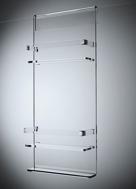 finally a shower caddy that won\'t rust and that looks great ...