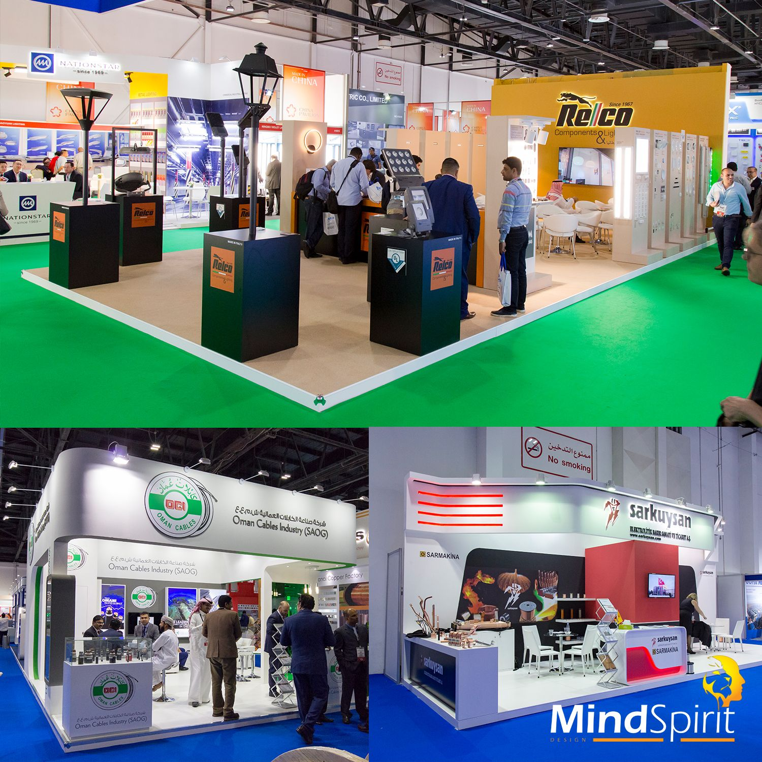 Exhibition Stand Builders Oman : Definitely the exhibitions are wonderful opportunities to expose
