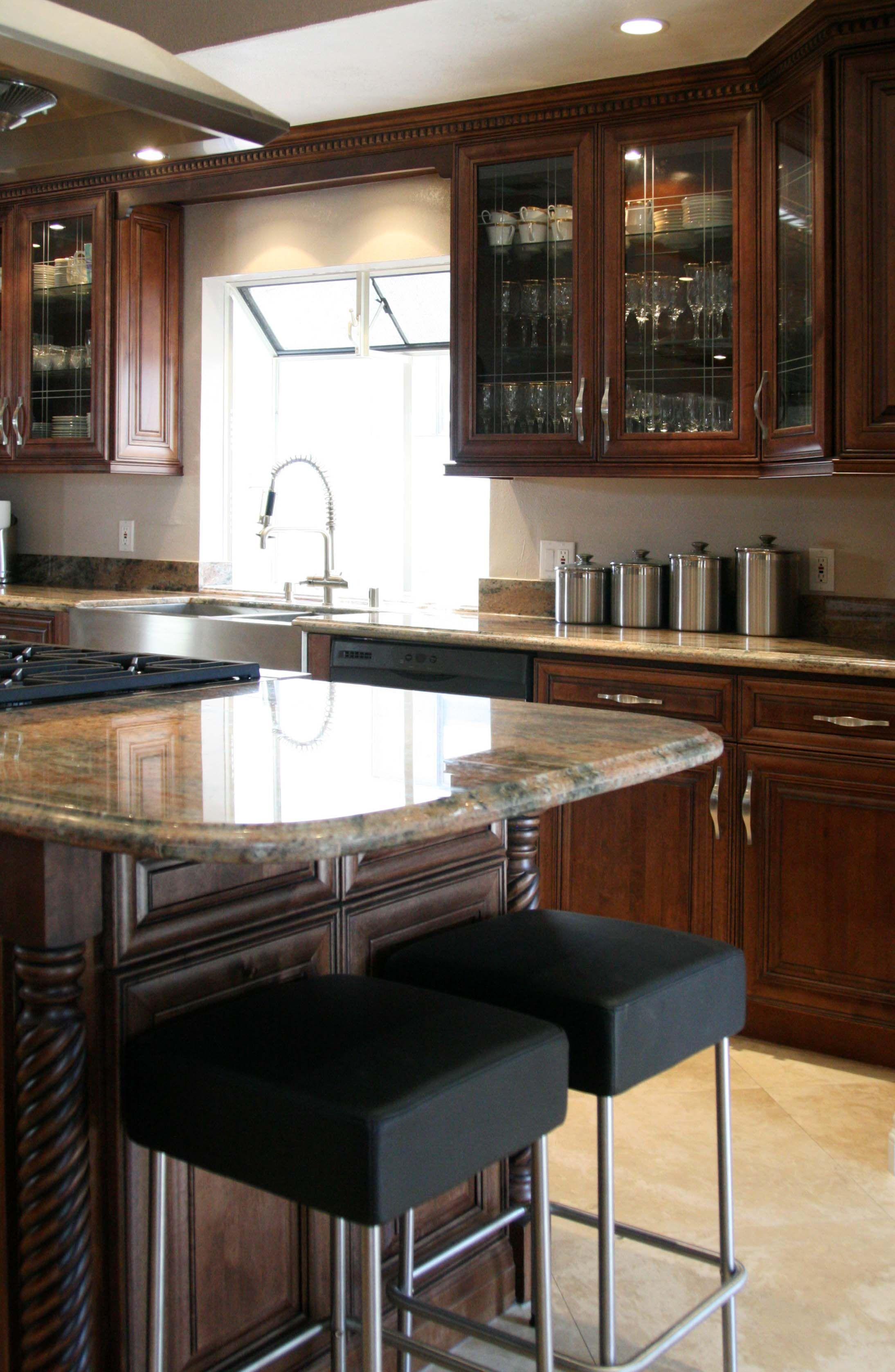 Java Maple Glaze | Kitchen cabinets, Rta kitchen cabinets ...