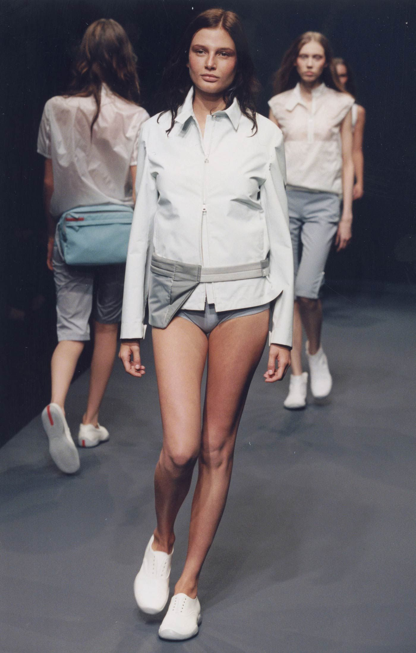 def87adbfb65 SS 1999 Womenswear | RUNWAY | Fashion, 1999 fashion, Prada spring