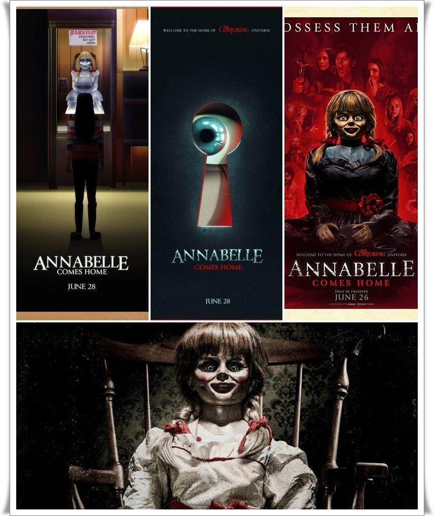 Film Magyarul Annabelle 3 2 0 1 9 Teljes Film Online Hd Watch Tv Shows Coming Home Horror