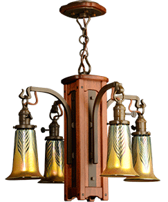 Arts And Crafts Style Chandeliers: Craftsman Style Interior Lighting - Arts and Crafts, Bungalow and Mission Style  Chandeliers,Lighting