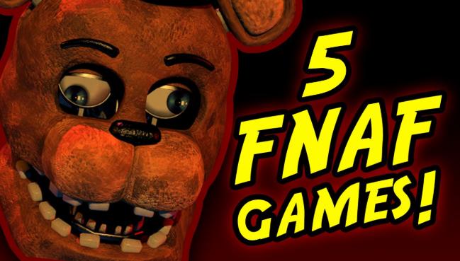 Five Nights At FreddyS Spielen Kostenlos