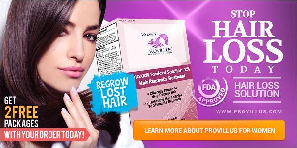 Banner Page Hair Loss Women Treatment Hair Loss Treatment Reverse Hair Loss