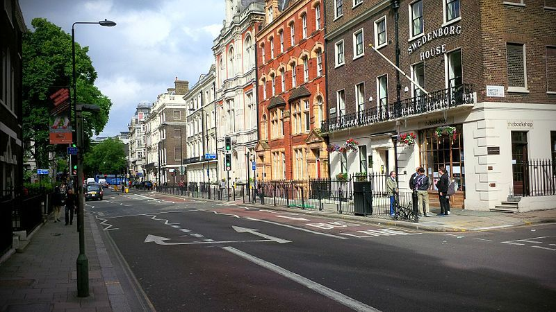 Self-guided walk and walking tour in London: Bloomsbury Museums. Part 2. London. England. Self-guided Walking Tour (Sightseeing)   Walking tour ...