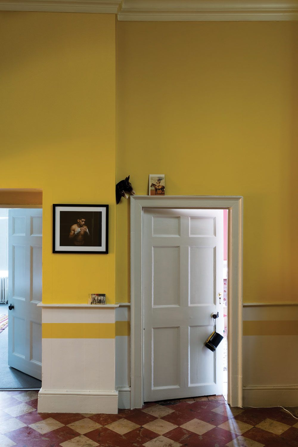 Farrow And Ball Kleurenwaaier.Farrow And Ball Nederland Farrow Ball Stiffkey Blue 281 Paint Paper Nl