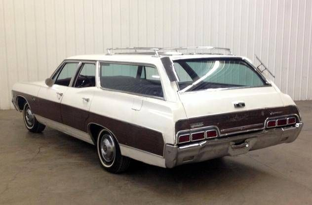 1967 Chevrolet Caprice Wagon For Sale Hemmings Motor News