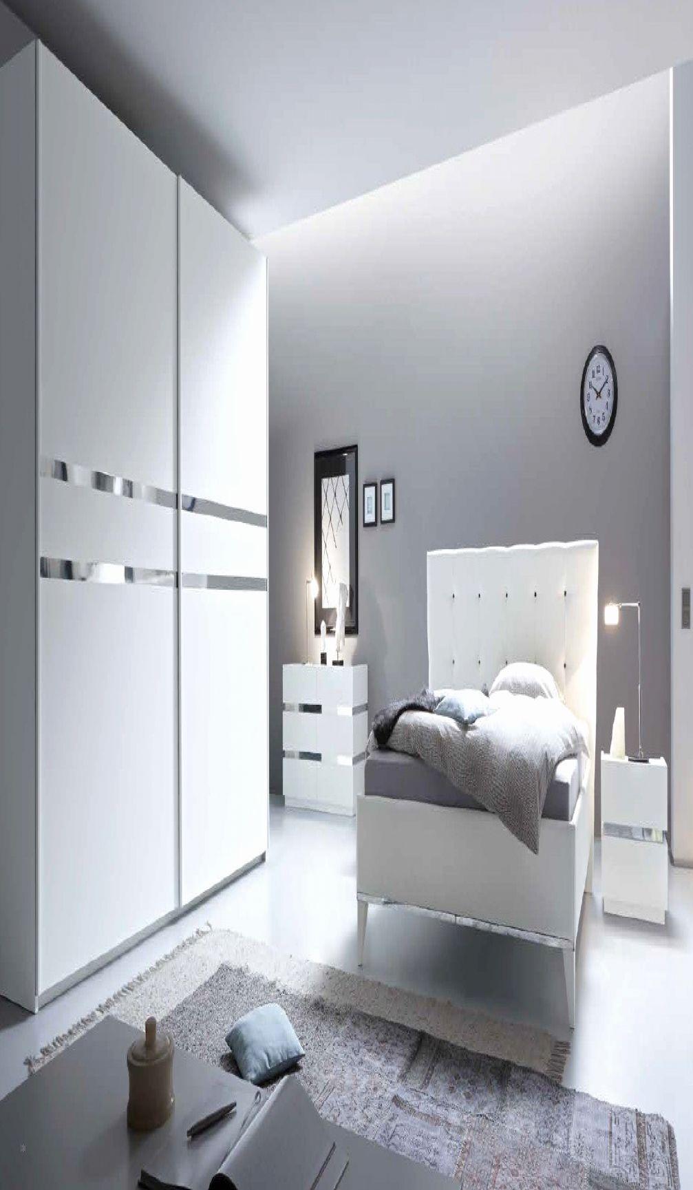 Chambre a coucher blanche moderne conforama chambre - Chambre a coucher complete conforama ...