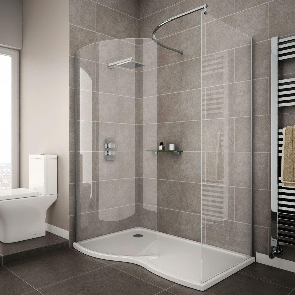 Image result for curved shower cubicle #tilingideasforshowercubicles ...