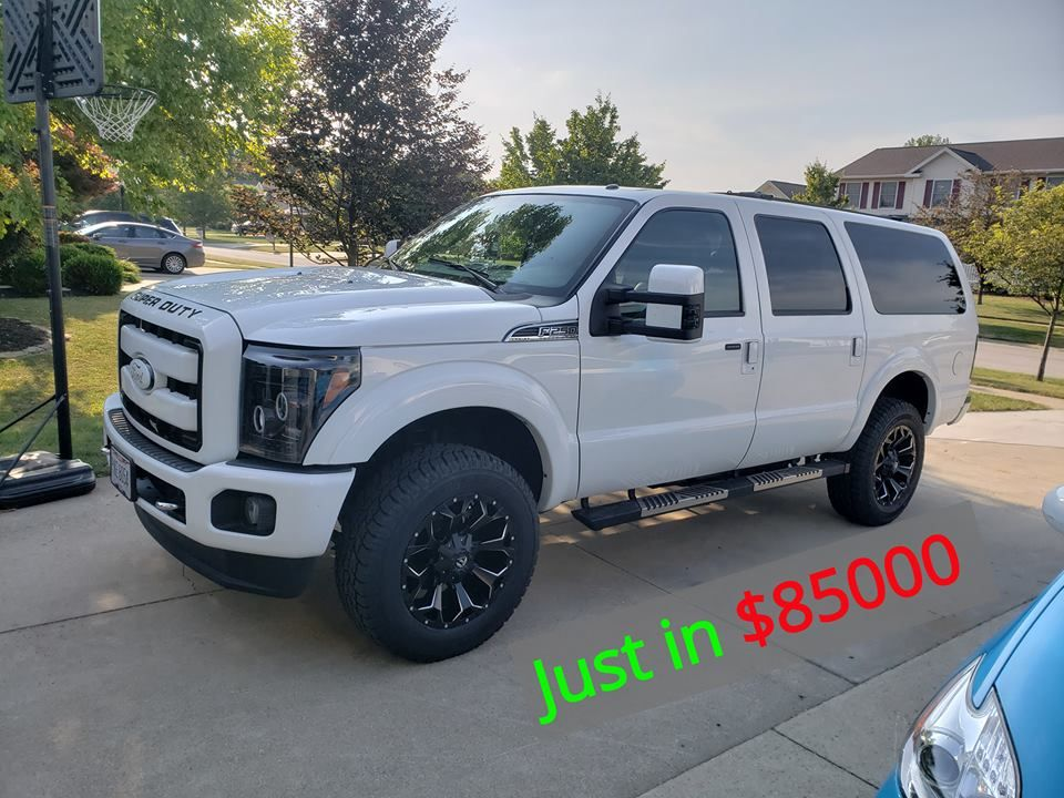 Ford Excursion 2016 >> 2016 Ford Gas Excursion 6 2 Gas For Sale Hard To Find