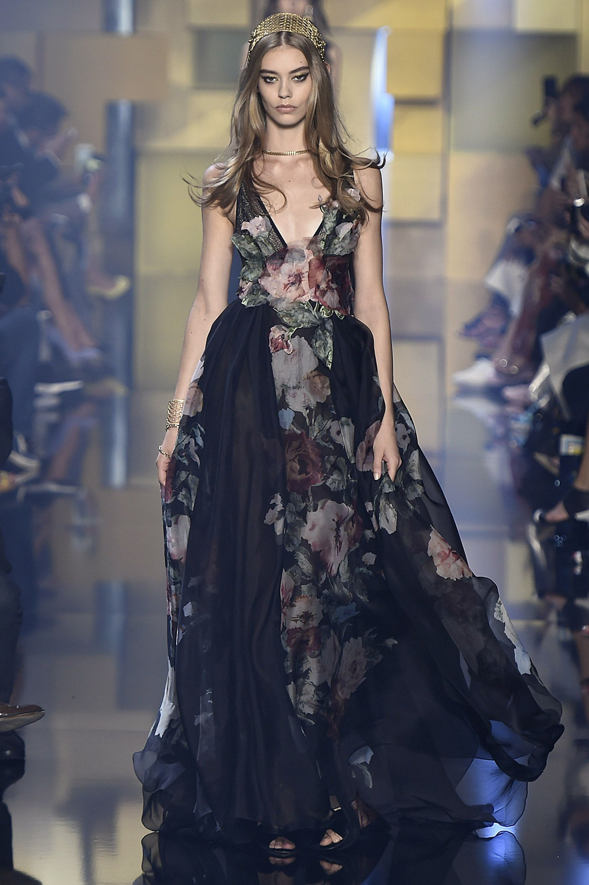 Elie Saab 2016 The Best Gowns From Paris Couture Week Elle