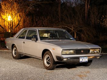 Fiat 130 Coupe 1971 78 Classic Cars Car Commercial Vehicle
