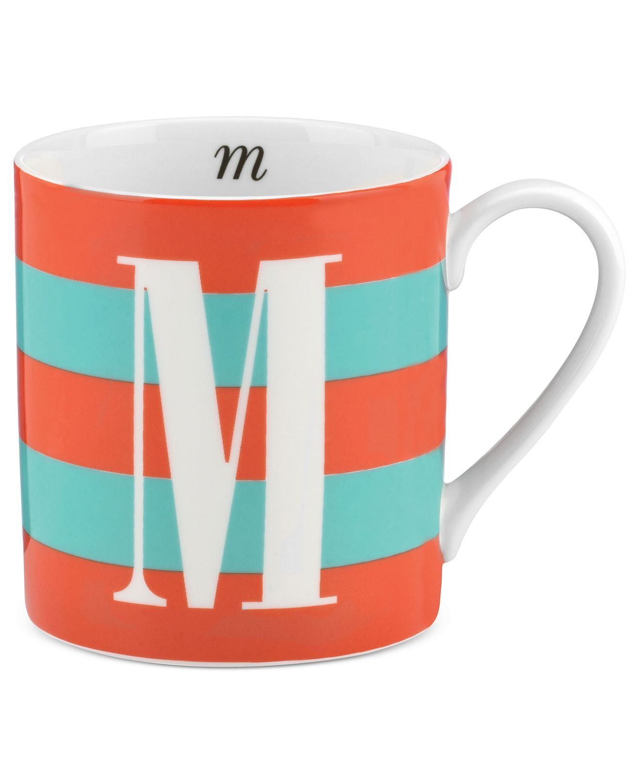 Macy Wedding Gifts: Kate Spade New York Monogram Mug Collection