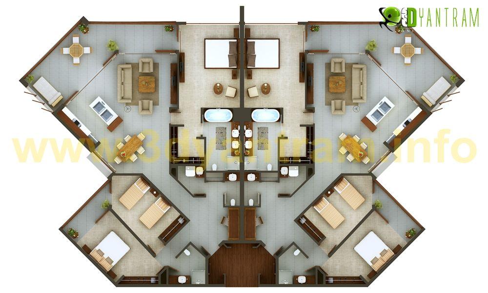 2d Floor Plan London Uk