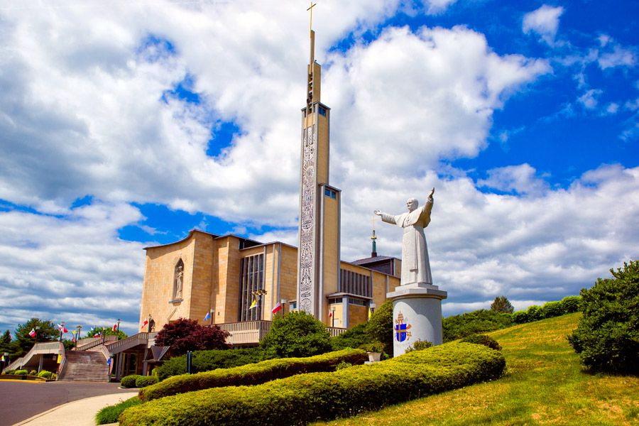 A Trail Of Sacred Sites In Greater Philadelphia With Images