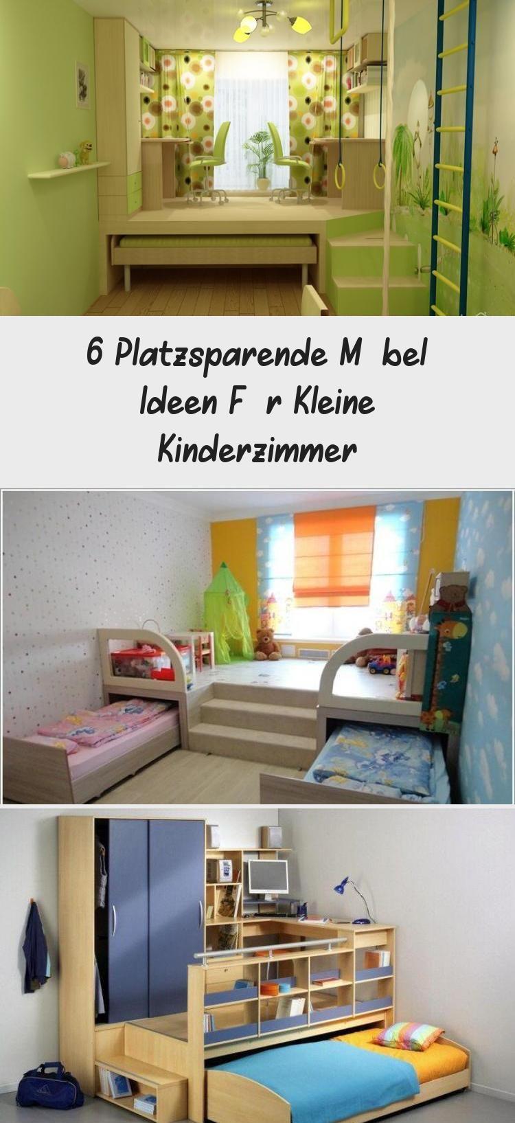 6 Platzsparende Mobel Ideen Fur Kleine Kinderzimmer Home Decor