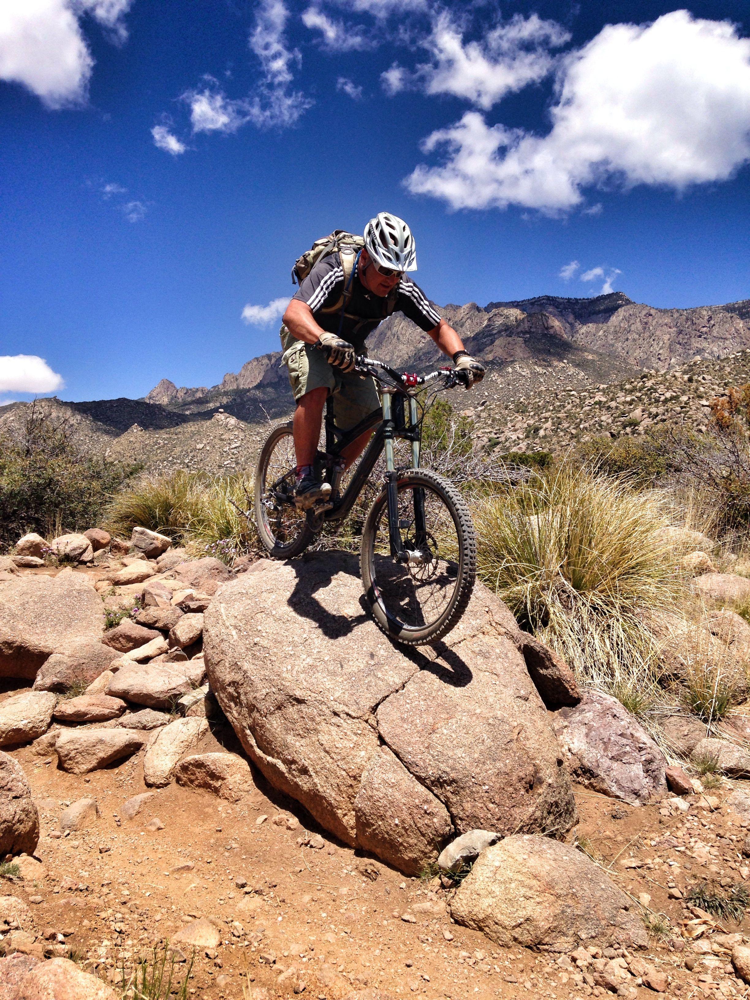 Mountain Biking In Albuquerque New Mexico Mountain Biking Bike
