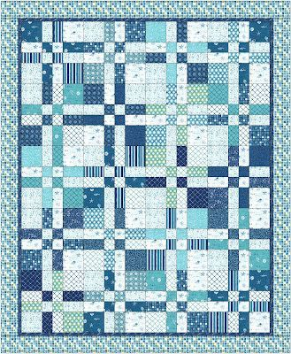 Free Layer Cake Quilt Patterns (U Create) | Charm pack, Layering ... : moda layer cake quilt patterns - Adamdwight.com