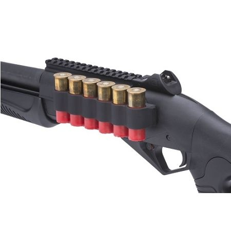 Mesa Tactical 92010 - SureShell Carrier & Rail - Benelli