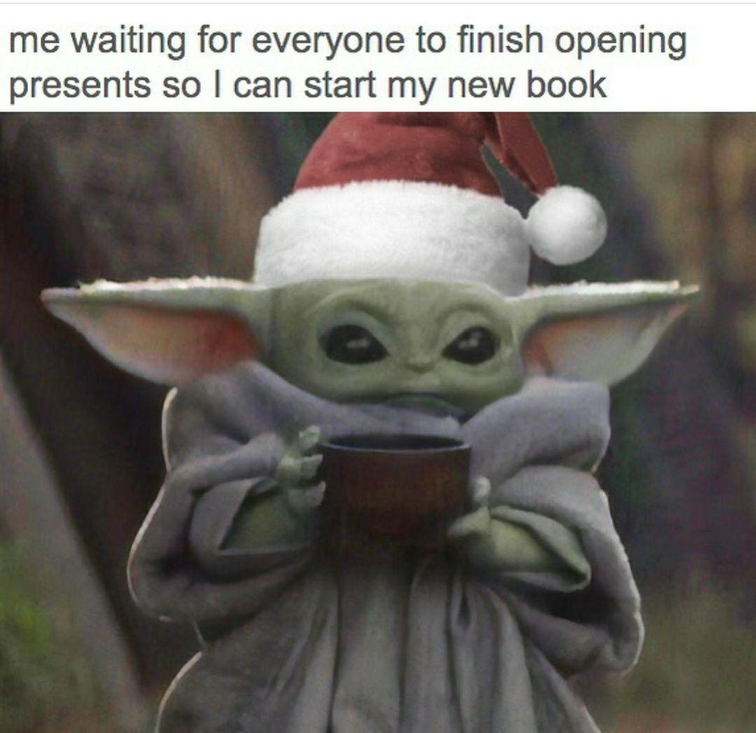The Bookish Things In 2020 Yoda Funny Yoda Meme Star Wars Memes
