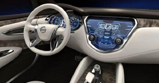 2018 Nissan Leaf Interior Multimedia