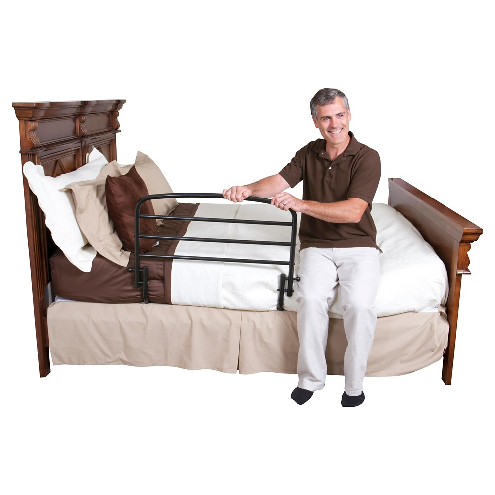 """Stander 30"""" Safety Bed Rail Safety bed, Bed rails, Home"""
