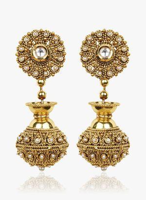 Earrings Online Fashion Ear Cuffs Jhumkis India