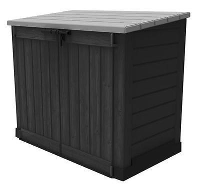 Gartenbox Aufbewahrungsbox Store It Out Tepro 146x82x125cm Anthrazitsparen25 Com Sparen25 De Sparen25 Info Gartenbox Anthrazit Grau Box