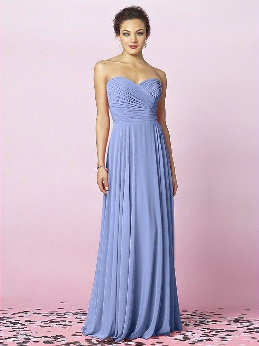 Vintage Periwinkle Bridesmaid Dresses Google Search