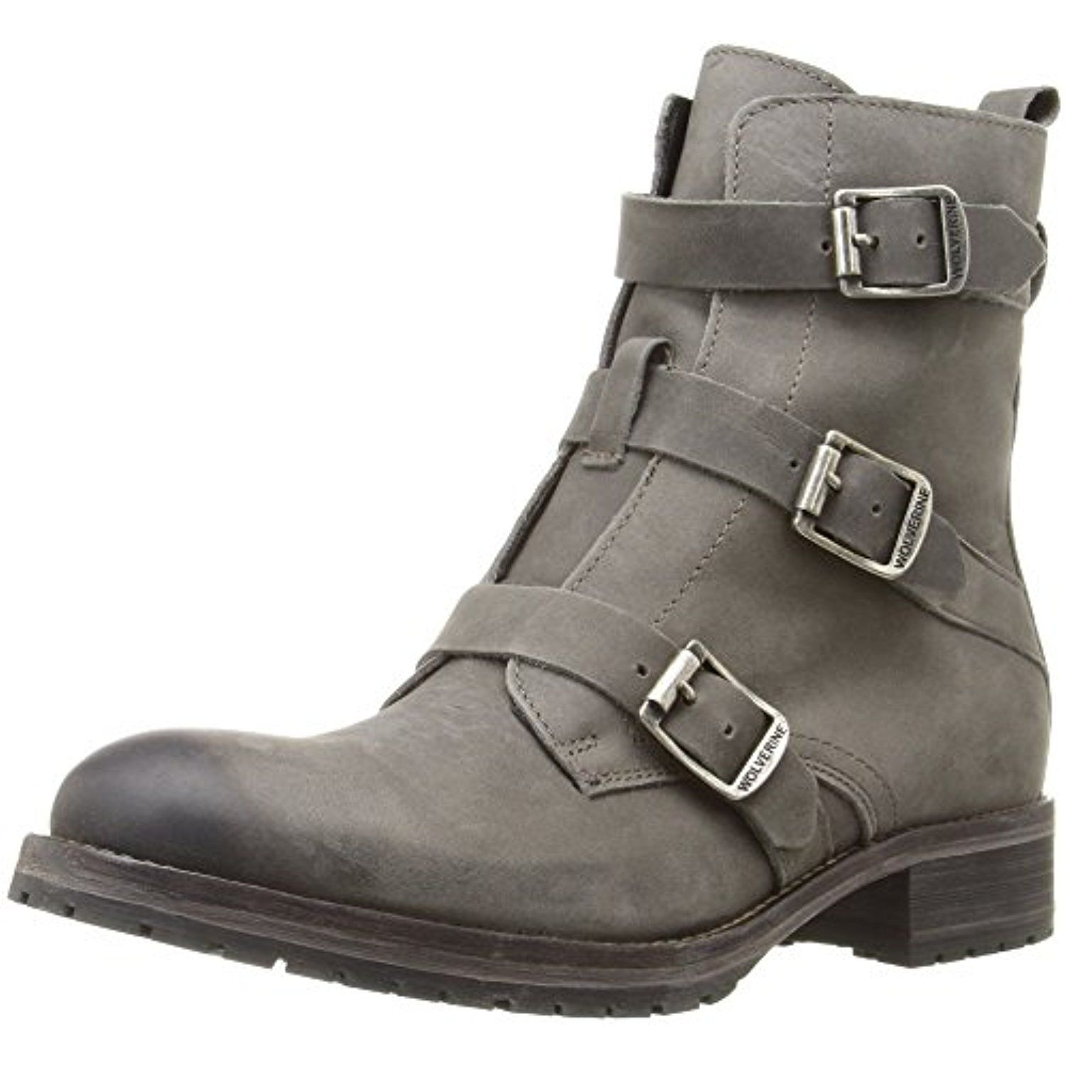 de97cbec922 1883 by Wolverine Women's Lizzie Combat Boot *** You can find out ...