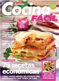 Recetario De Cocina Gratis   Descargar Revistas De Cocina Gratis Buscar Con Google Cocina