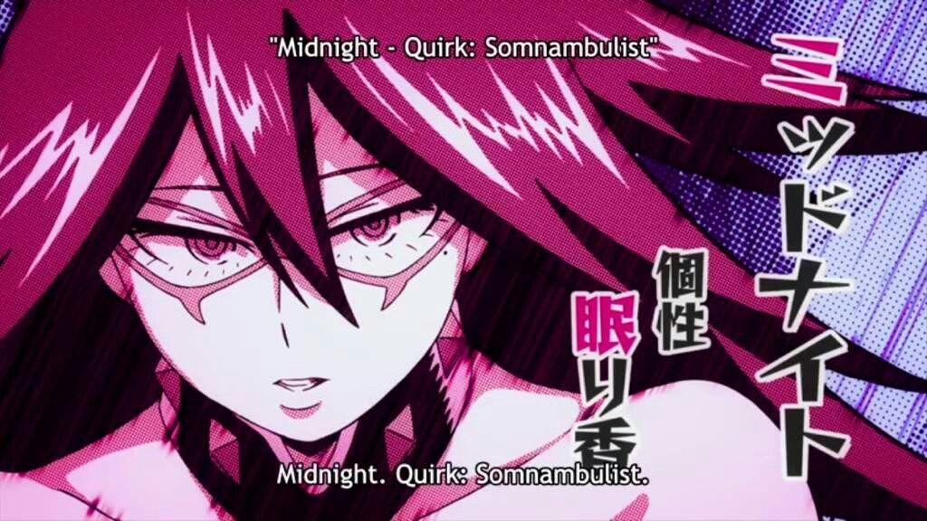 Boku No Hero Academia Kayama Nemuri Midnight Quirk Somnambulist My Hero Academia My Hero Hero