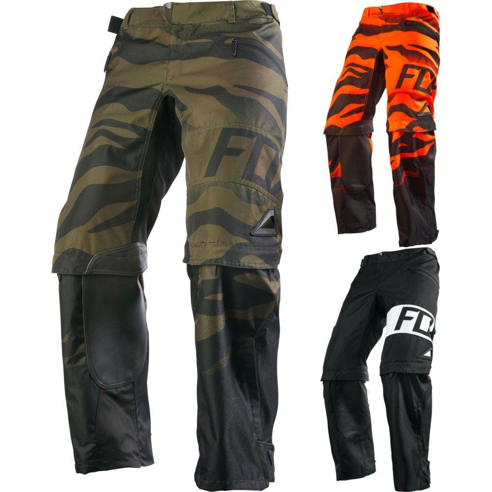 Fox Racing Nomad Mens Otb Motocross Pants Motocross Pants Biking Outfit Fox Racing