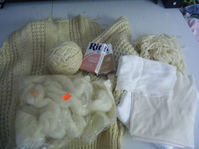 Make a real Waldorf baby doll in a day and for under twenty dollars