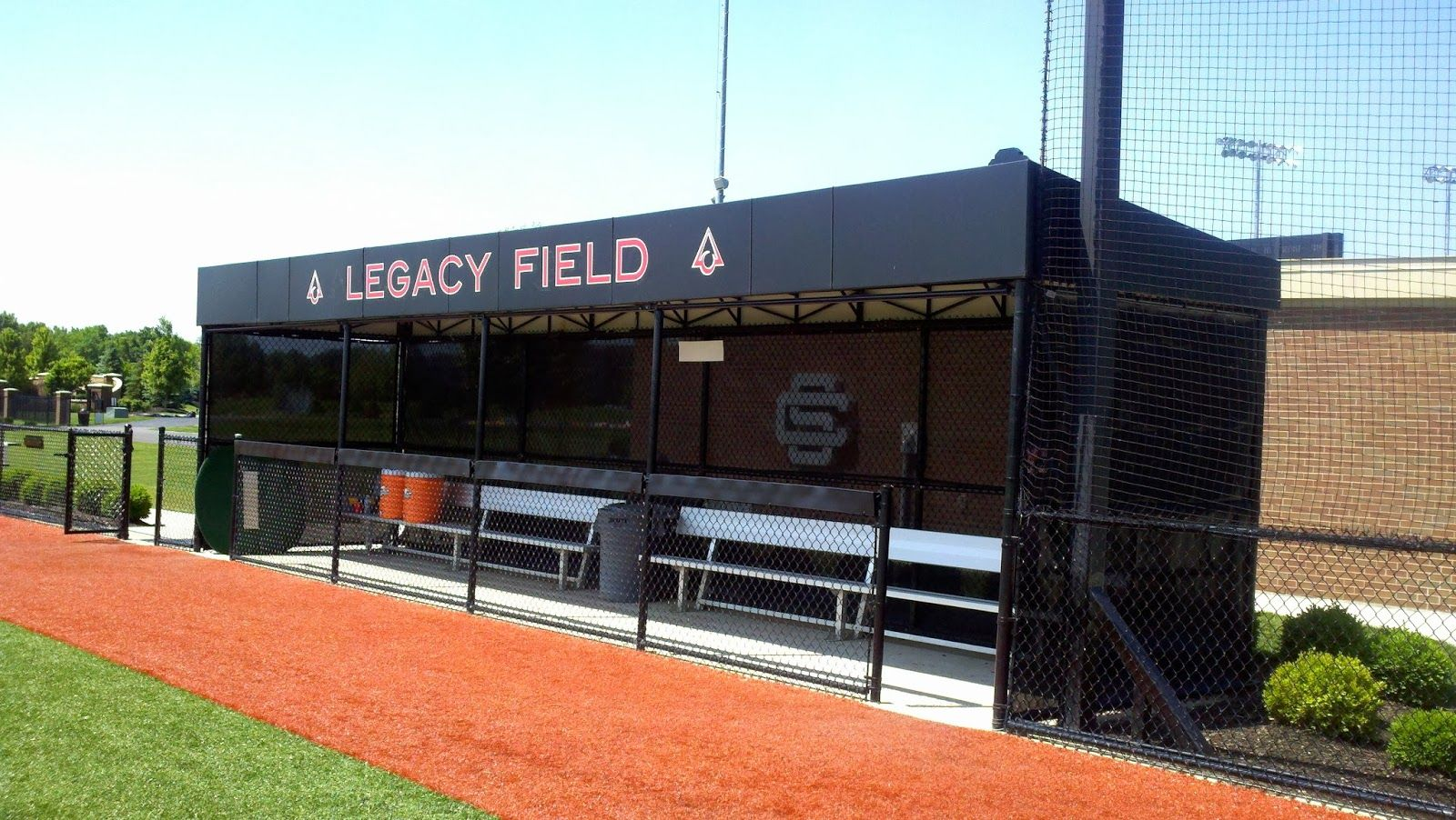 Legacy Field In Mason, OH - Basic