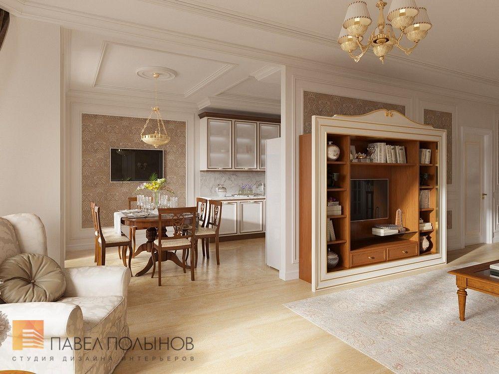 Фото дизайн гостиной из проекта «Дизайн интерьера ...