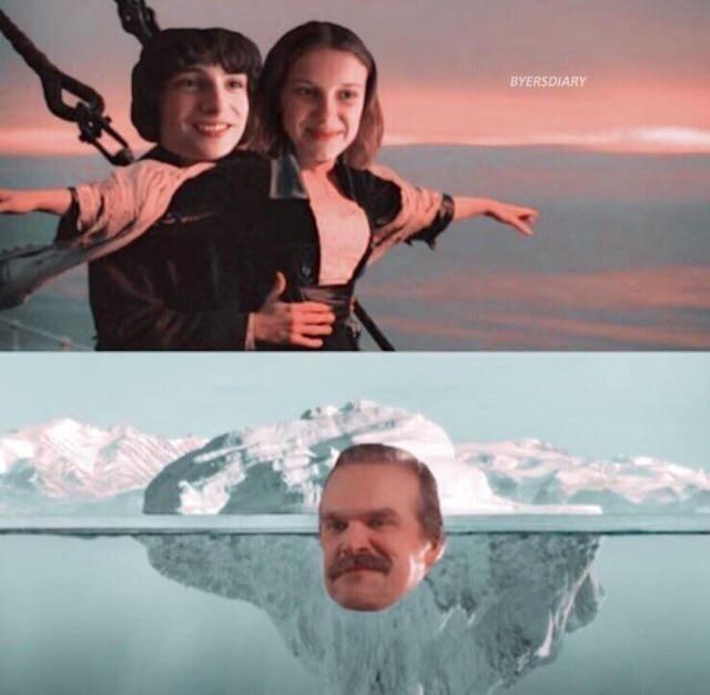 memes de stranger things :3