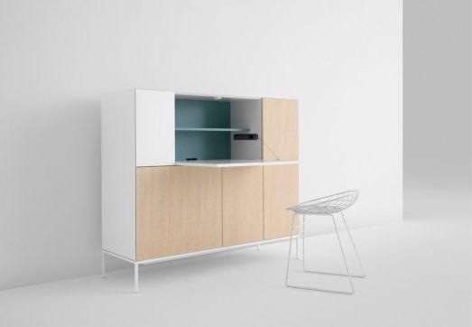 Pastoe Kast Vision Cabinets Kast 矮櫃 In 2019 Desk