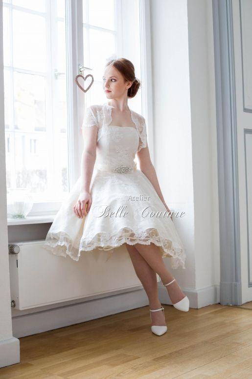 Atelier Belle Couture   Spitzen Petticoat Brautkleid   hochzeit ...