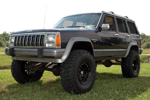 Jeep Xj 6 5 Suspension Kit Iron Rock Off Road Jeep Xj Mods