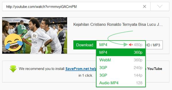 Cara download video youtube paling mudah di android, iphone, pc.