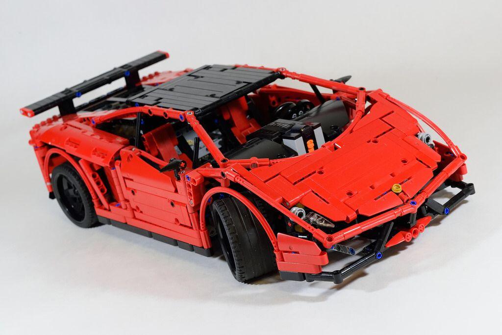 gallardo lamborghini index racers lego instructions